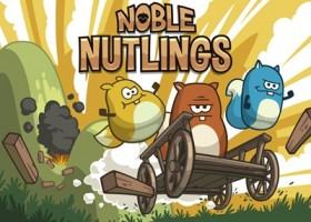 Noble Nutlings Out Now for iOS for Free