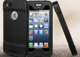 Seidio Launches Waterproof and Impact-Proof Case for iPhone 5, the OBEX