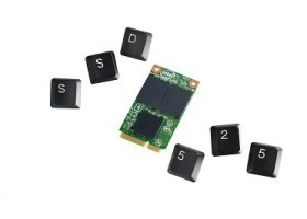 Intel Introduces 525 Series mSATA Solid-State Drives