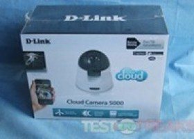 D-Link Cloud Camera 5000 (DCS-5222L) Review @ TestFreaks