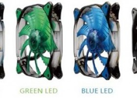 COUGAR Introduces Dual X Line of LED Fans
