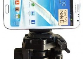 Mount Any Smartphone on Any Tripod With the Mount XL from iStabilizer