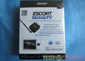 Escort MobileTV iOS TV Adapter Review @ TestFreaks