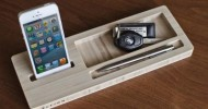 BiteMyApple.co Begins Shipping the STATION Bamboo Caddy