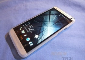 Cimo Gloss Back Case Flexible TPU Cover for HTC One Review