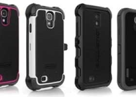 Ballistic Releases Line of Galaxy S4 Cases