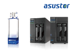 ASUSTOR's AS-602T Honored with 2013 Computex Best Choice Award