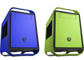 BitFenix Intros Green and Blue Prodigy Cases