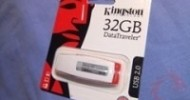 Kingston DataTraveler Generation 3 G3 32GB USB Drive Review @ DragonSteelMods
