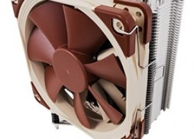 Noctua Announces NH-U12DX i4 and NH-U9DX i4 CPU Coolers for Intel Xeon