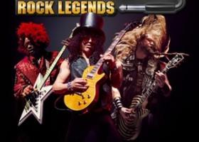 BandFuse: Rock Legends Box Art