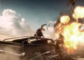 Warner Bros. Announces Post-Apocalyptic Open World Action Game Mad Max