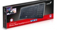 Genius Announces SlimStar T8020 Windows 8 Optimized Multi-Touch Keyboard