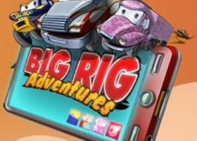 Mad Mice Media Launches Their First Interactive eBook in the Big Rig Adventures Series