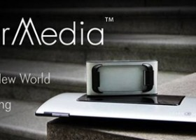 iCIRROUND Announces AirMedia TV Cloud Entertainment Device for iPhone