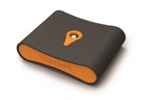 Track Your Luggage with a Trakdot