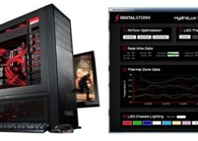 Digital Storm Unveils HydroLux PC Cooling