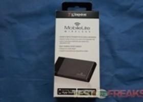 Kingston MobileLite Wireless Review @ TestFreaks