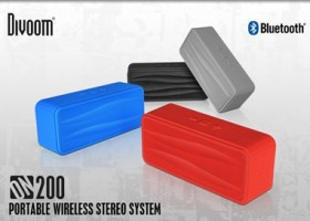 Onbeat-200 Bluetooth Speaker from Divoom Launches