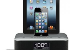 iHome launches iDL100 Triple Charging Stereo FM Clock Radio