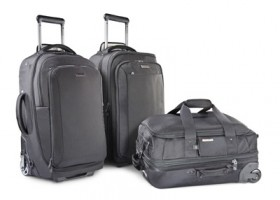 ECBC Launches Rolling Luggage with Built in Charger