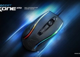 ROCCAT Kone XTD Gaming Mouse Now Works with Mac