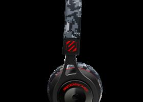 Scosche Announces Limited Edition Camo Headphones