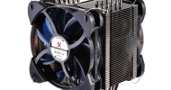 X2 Presents the ECLIPSE IV CPU cooler