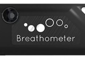 Breathometer Smartphone Breathalyzer Shipping in October