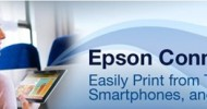 Epson Connect Features Extend Mobile Printing Capabilities for Home and Business