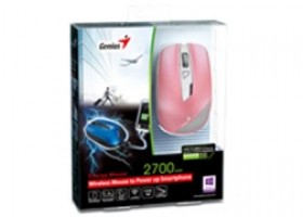Genius Launches Energy Mouse Combination Mouse and Power Bank