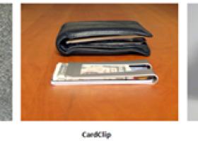 KickStarter: Left Field Design: CardClip, KeyCase & KeyClip