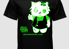 Hello Zombie Kitty to Debut at Walker Stalker Con