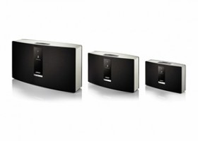Bose Launches SoundTouch Wi-Fi Music Systems
