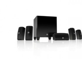 JBL Launches Cinema Series 610 and 510 Home Theater Sound Systems