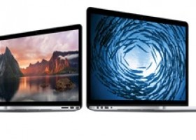 MacBook Pro with Retina Display Updated