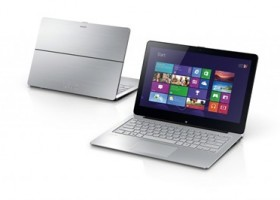 Sony Announces Availability For The VAIO Flip PCs And Tap PCs
