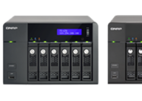 QNAP Launches Three Turbos NAS Boxes