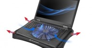 Thermaltake Launches Massive V20 Laptop Cooling Pad