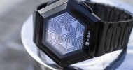 Tokyoflash Japan Announces Kisai Quasar Hexagonal Watch