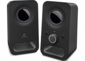 Logitech Launches New Trio of Multimedia Speakers