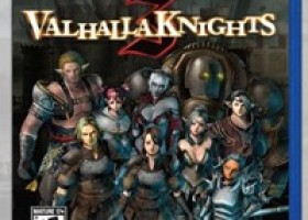 XSEED Games Announces Valhalla Knights 3 Coming to PlayStation Vita October 15