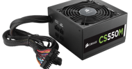 Corsair Launches CS Series Modular PC Power Supplies