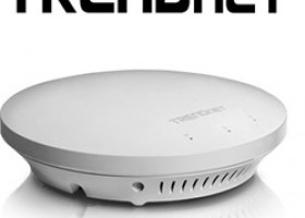 TRENDnet Launches TEW-753DAP PoE Access Point