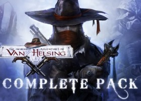 Van Helsing I: Complete Pack On Steam Now