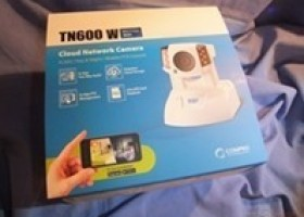 Compro TN600W Plug-n-Play PTZ Cloud Network Camera Review @ TestFreaks