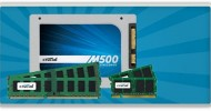 SSDs on Sale from Crucial for Black Friday