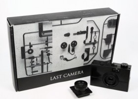 Chinon DIY 35mm Camera Kit Now Available