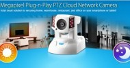 Compro Launches TN920W PTZ Hi-Def Network Camera