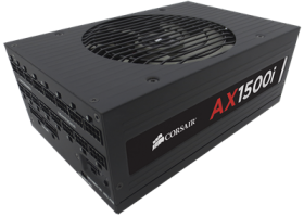 CES: Corsair Announces AX1500i World's Most Technologically Advanced and Efficient PSU for PC Enthusiasts